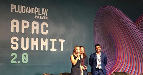 Perx bags #1 spot at the Plug and Play APAC Summit