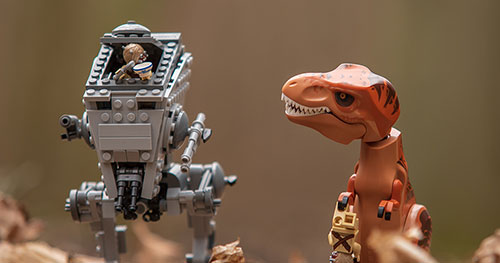 It's time to eliminate your IT dinosaurs and Jurassic processes