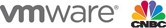 VMware & CNBC Logo
